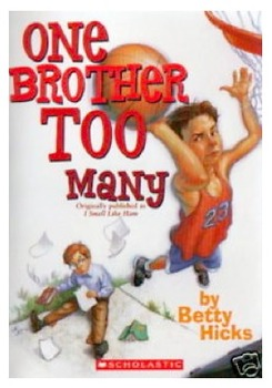 Novel Study: One Brother Too Many