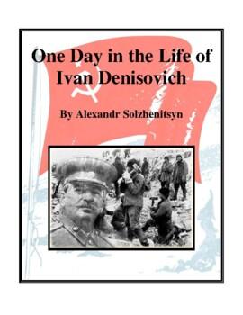Novel Study, One Day in the Life of Ivan Denisovich (Solzh