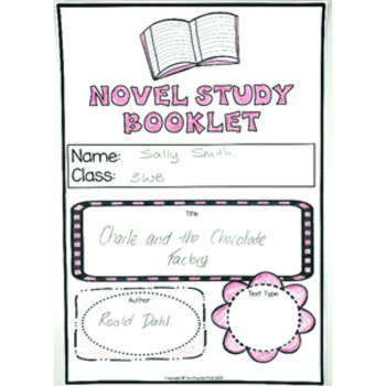 Novel Study Pack - Ready to use with any novel or short story!