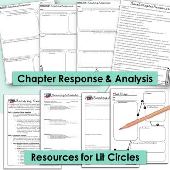 Novel Study Package - Use with ANY NOVEL