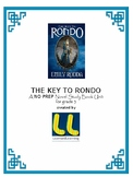 Novel Study Packet:  The Key to Rondo by Emily Rodda