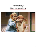 Novel Study: Pippi Longstocking
