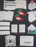 Novel Study Poster