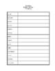 Novel Study, Pygmalion (by George Bernard Shaw) Study Guide