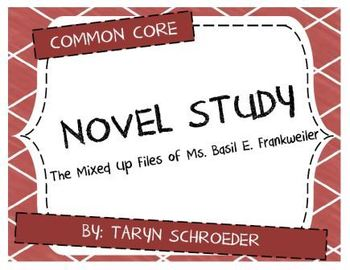 Novel Study Questions - From the Mixed Up Files