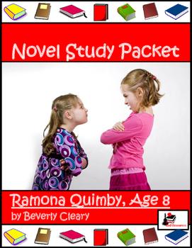 Novel Study - Ramona Quimby, Age 8