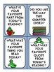 Novel Study Response Cards for ANY BOOK