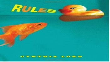 Novel Study- Rules by Cynthia Lord