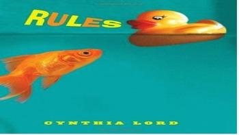 Novel Study- Rules by Cynthia Lord