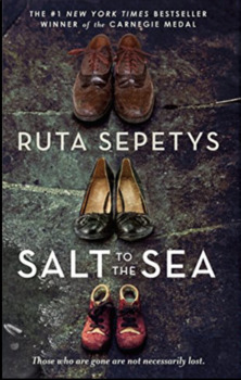 Novel Study - Salt to the Sea by Ruta Sepetsy