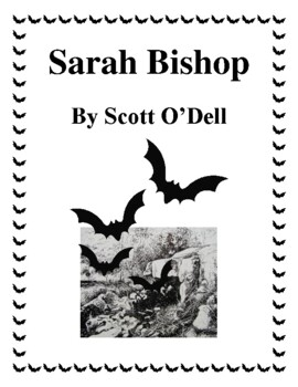 Novel Study, Sarah Bishop (by Scott O'Dell) Study Guide