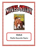 Novel Study - Shiloh (Naylor)