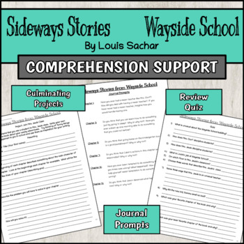 Novel Study: Sideways Stories from Wayside School