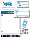 Novel Study Social Media Page (Literature Circles)