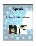 Speak (by Laurie Halse Anderson) Study Guide