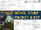 Novel Study Student Packet & Key - The Ravenmaster's Secret (Level T)