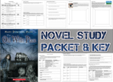 Novel Study Student Packet & Key for Old Willis Place (Hah