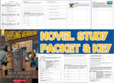 Novel Study Student Packet and KEY for Chasing Vermeer (Balliett) - Level  S