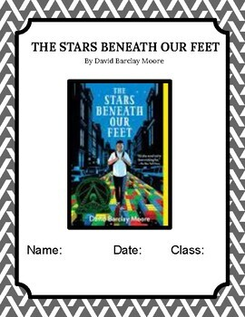 Novel Study:  THE STARS BENEATH OUR FEET by David Barclay Moore