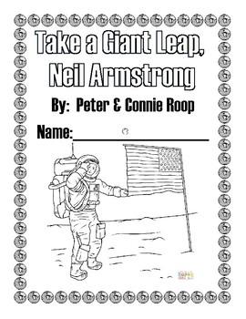 Novel Study:  Take a Giant Leap, Neil Armstrong