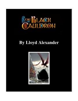 Novel Study, The Black Cauldron (by Lloyd Alexander) Study Guide