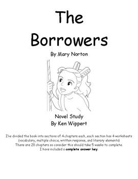 Novel Study: The Borrowers