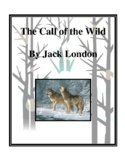 Novel Study, The Call of the Wild (by Jack London) Study Guide