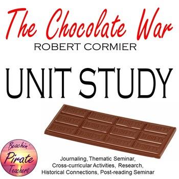Novel Study: The Chocolate War by Robert Cormier