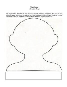 Novel Study, The Chosen (by Chaim Potok) Study Guide