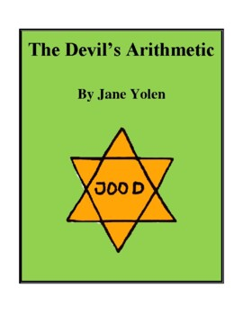 The Devil's Arithmetic (by Jane Yolen) Study Guide