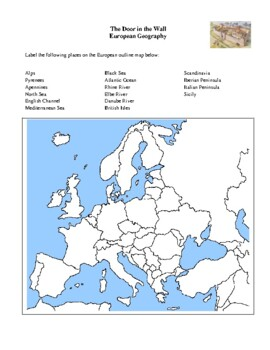 Novel Study, The Door in the Wall (by Marguerite de Angeli) Study Guide