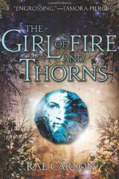 Novel Study - The Girl of Fire and Thorns