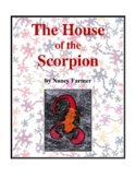 Novel Study, The House of the Scorpion (by Nancy Farmer) Study Guide