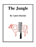 Novel Study, The Jungle (by Upton Sinclair) Study Guide