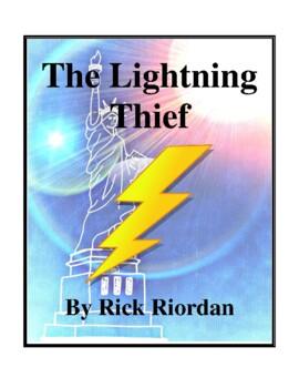 Novel Study, The Lightning Thief (by Rick Riordan) Study Guide