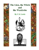 Novel Study, The Lion, the Witch and the Wardrobe (by C.S. Lewis) Study Guide