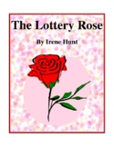 Novel Study, The Lottery Rose (by Irene Hunt) Study Guide