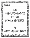 Novel Study: The Misadventures of the Family Fletcher