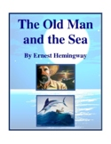 Novel Study, The Old Man and the Sea (by Ernest Hemingway) Study Guide