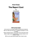 Novel Study: The Report Card, by Andrew Clements
