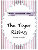 Novel Study - The Tiger Rising