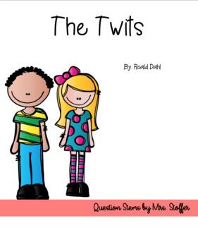 Novel Study-  The Twit's Roald Dahl