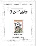 Novel Study-  The Twits by Roald Dahl