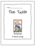 Novel Study-  The Twits by Roald Dahl