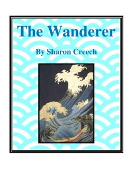 Novel Study, The Wanderer (by Sharon Creech) Study Guide