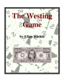 Novel Study, The Westing Game (by Ellen Raskin) Study Guide