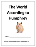 Novel Study: The World According to Humphrey