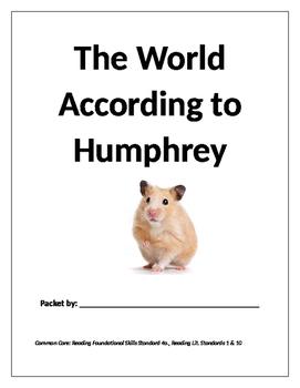 Novel Study: The World According to Humphrey