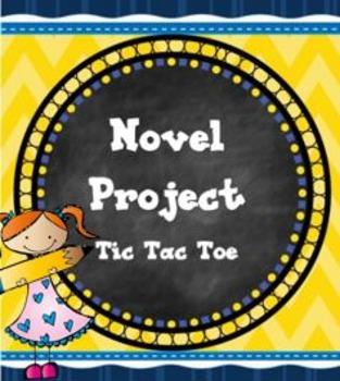 Novel Study Tic Tac Toe