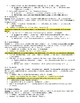 "Novel Study- ""Who was King Tut?"""
